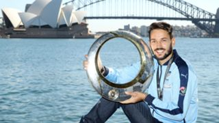 Milos Ninkovic Sydney FC A-League 09052017