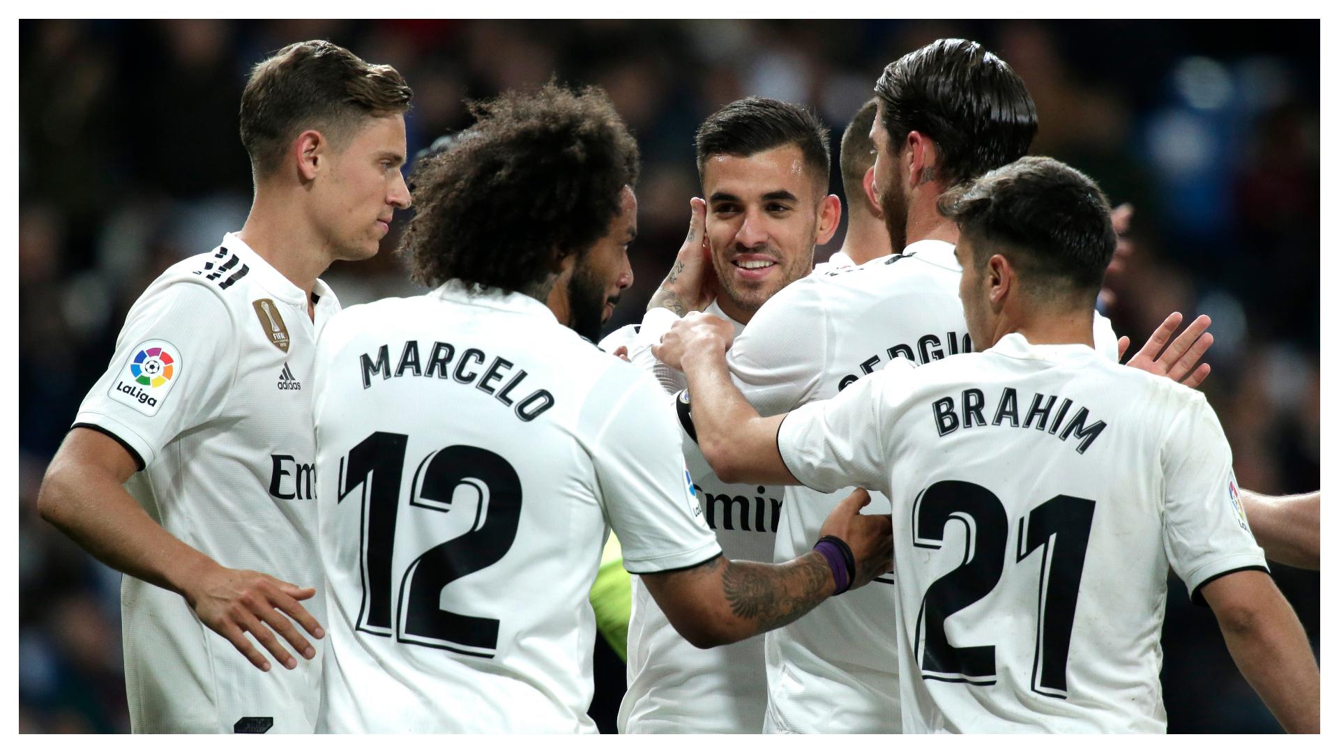 Real Madrid Gegen Eibar