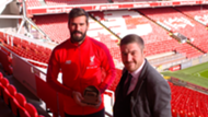 GOAL 50 | Alisson and Neil Jones, Liverpool