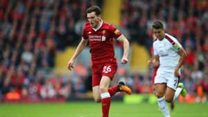 Andrew Robertson Liverpool Burnley Premier League