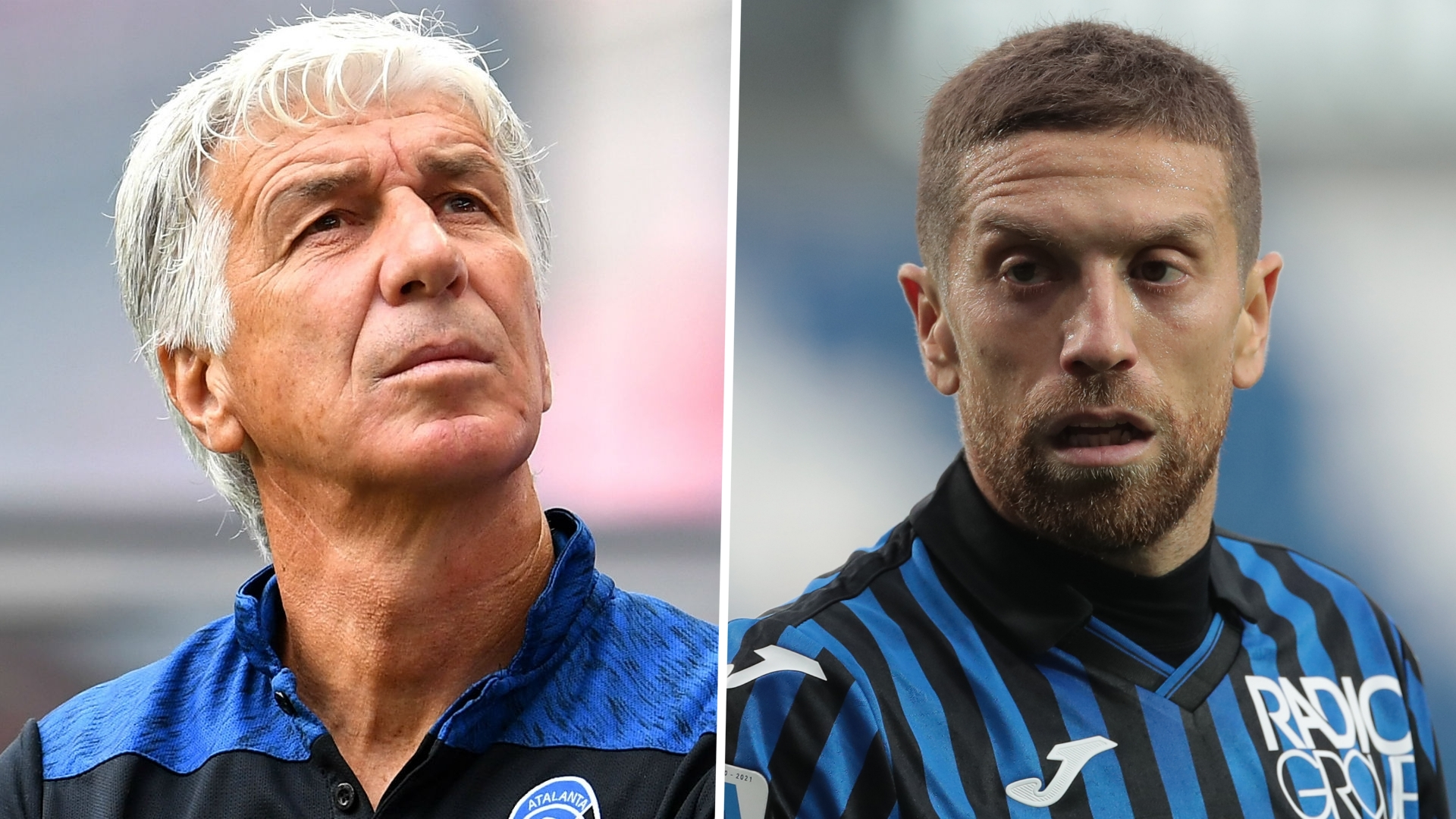 Tension between Gasperini and Gomez threatening to derail Atalanta's Champions League hopes
