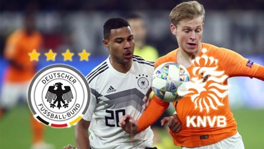 Niederlande Vs Deutschland