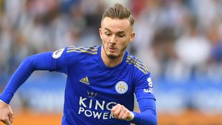 James Maddison Leicester City 2019-20