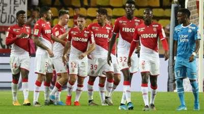 Ruben Aguilar Monaco Marseille Coupe de la Ligue 30102019