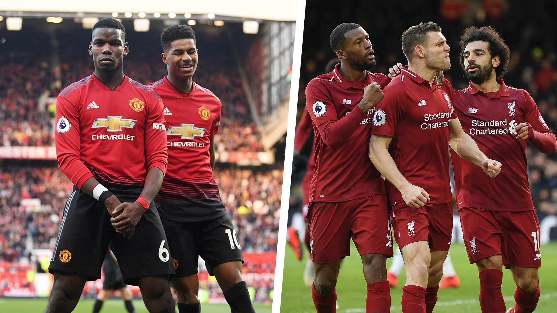 Preview In Form Liverpool Are A Difficult Hurdle For Struggling Manchester United Goal Com