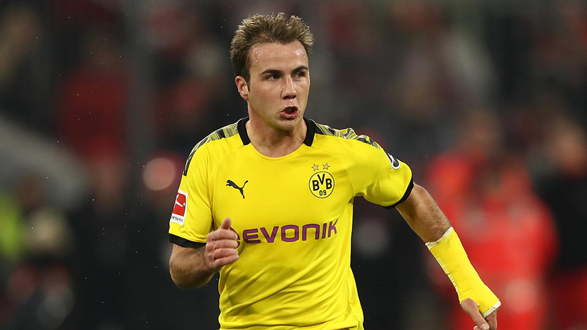 Hertha Berlin confirm interest in former Bayern and Dortmund midfielder Gotze