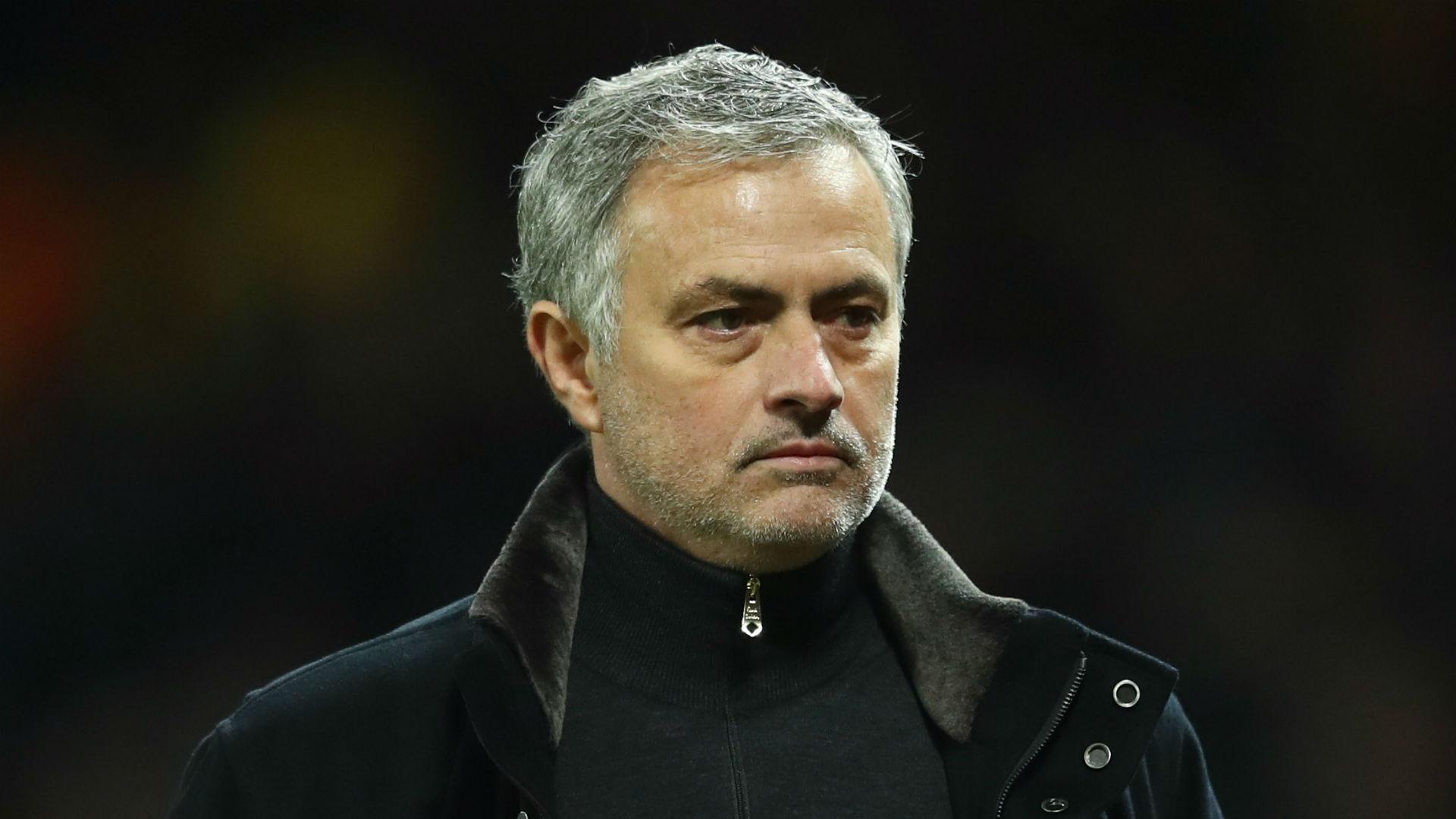Jose Mourinho Manchester United Sevilla