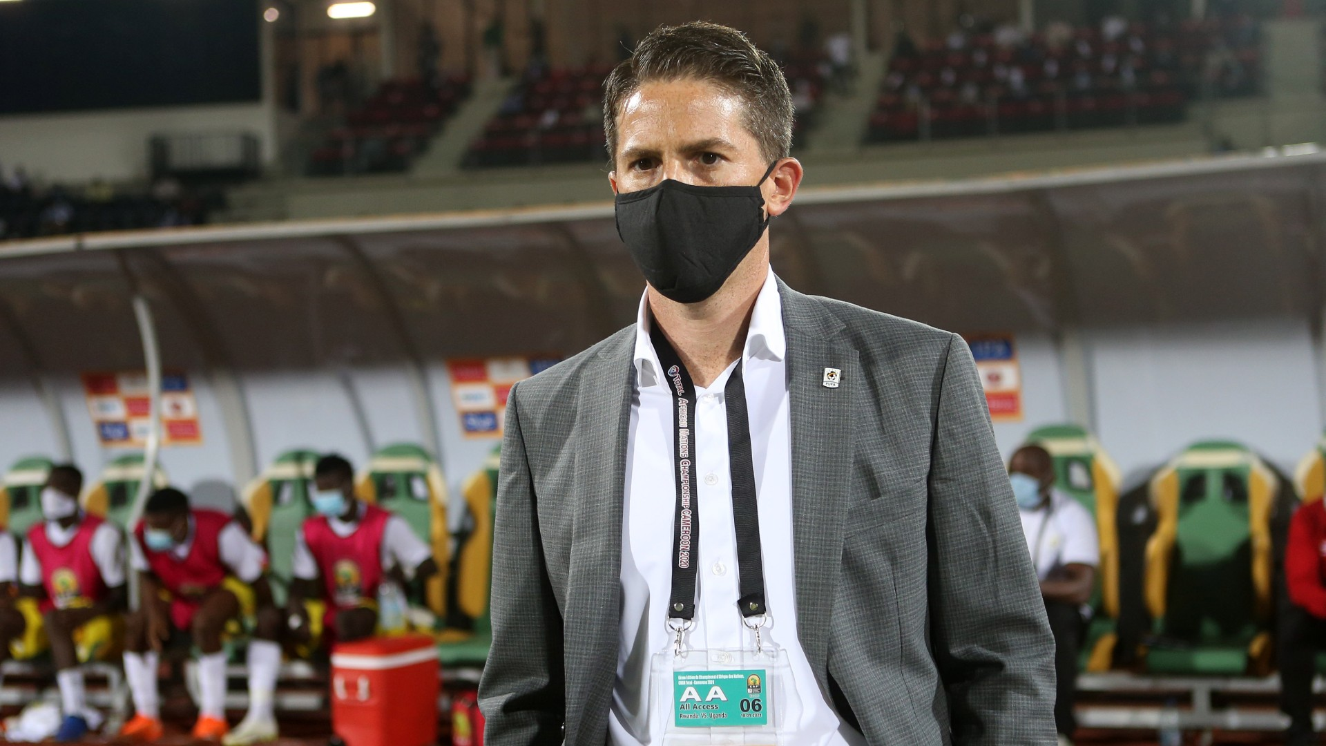 Chan 2021: Uganda let themselves down against Rwanda – Mckinstry