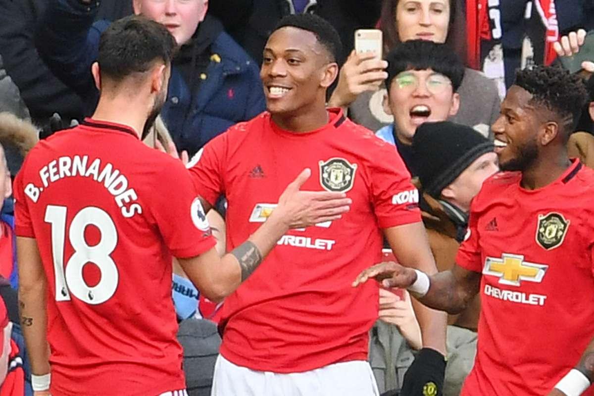 Laporan Pertandingan EPL Manchester United Vs Manchester