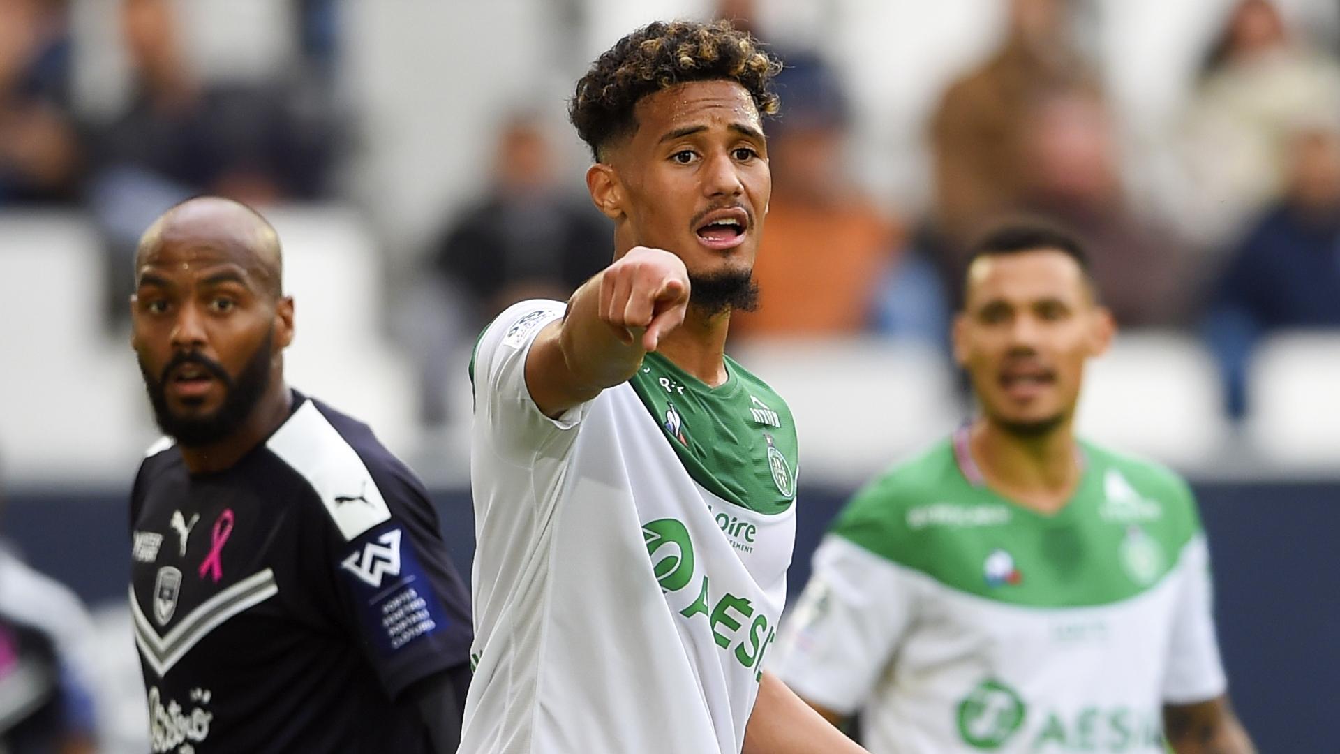 Saint-Etienne : William Saliba ne jouera pas la finale de la Coupe de France