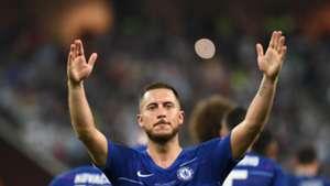 Arsenal Chelsea 2019 Hazard
