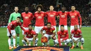 130318 Manchester United XI vs. Sevilla