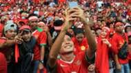 Evan Dimas - Suporter Indonesia