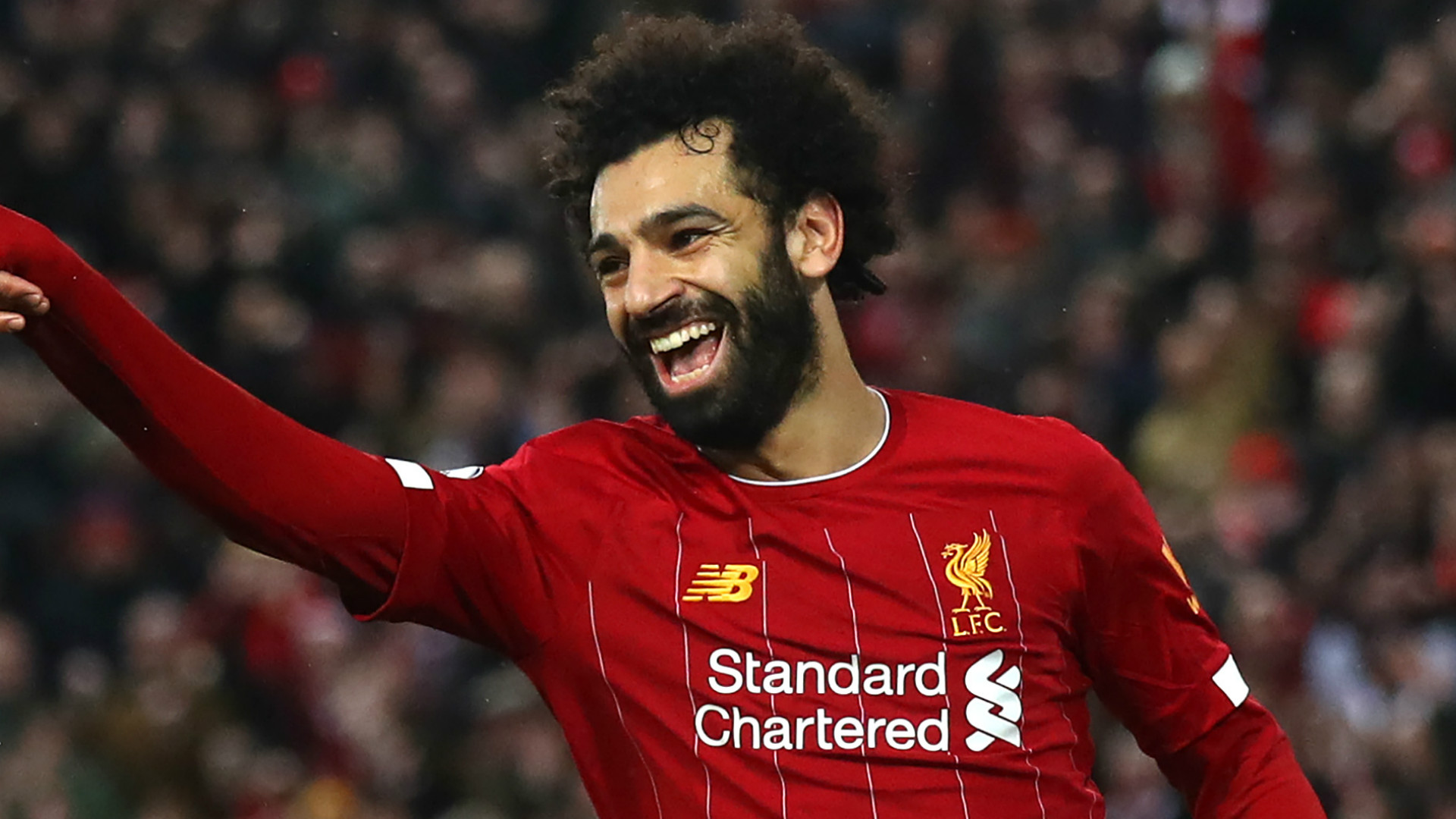'We shouldn't be immune to Salah's greatness' – Liverpool forward is 'different level', says Crouch