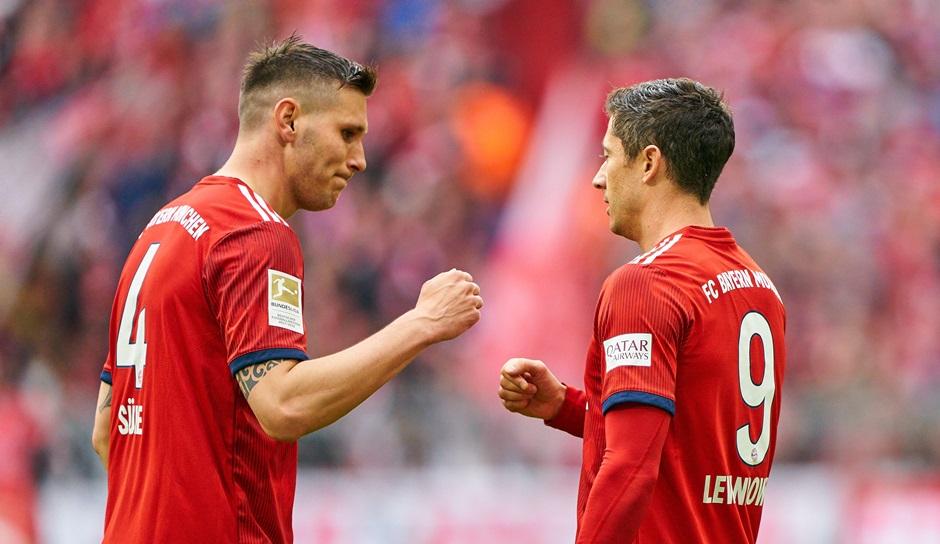Sieg im Testspiel: Bayern stimmen sich bei Süle-Comeback auf Chelsea ein