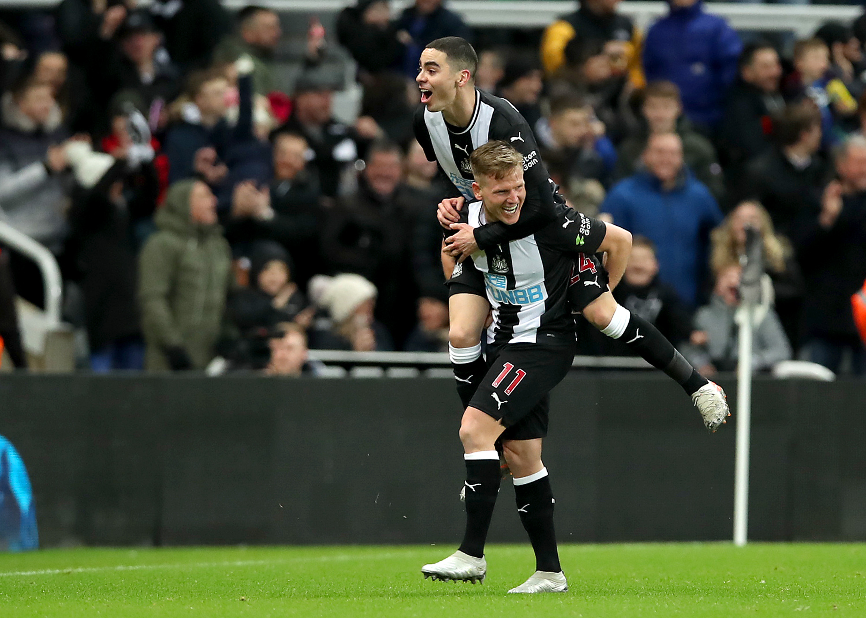 A look at Newcastle United's 'overachieving' squad