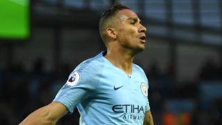 Danilo Manchester City 2017-18