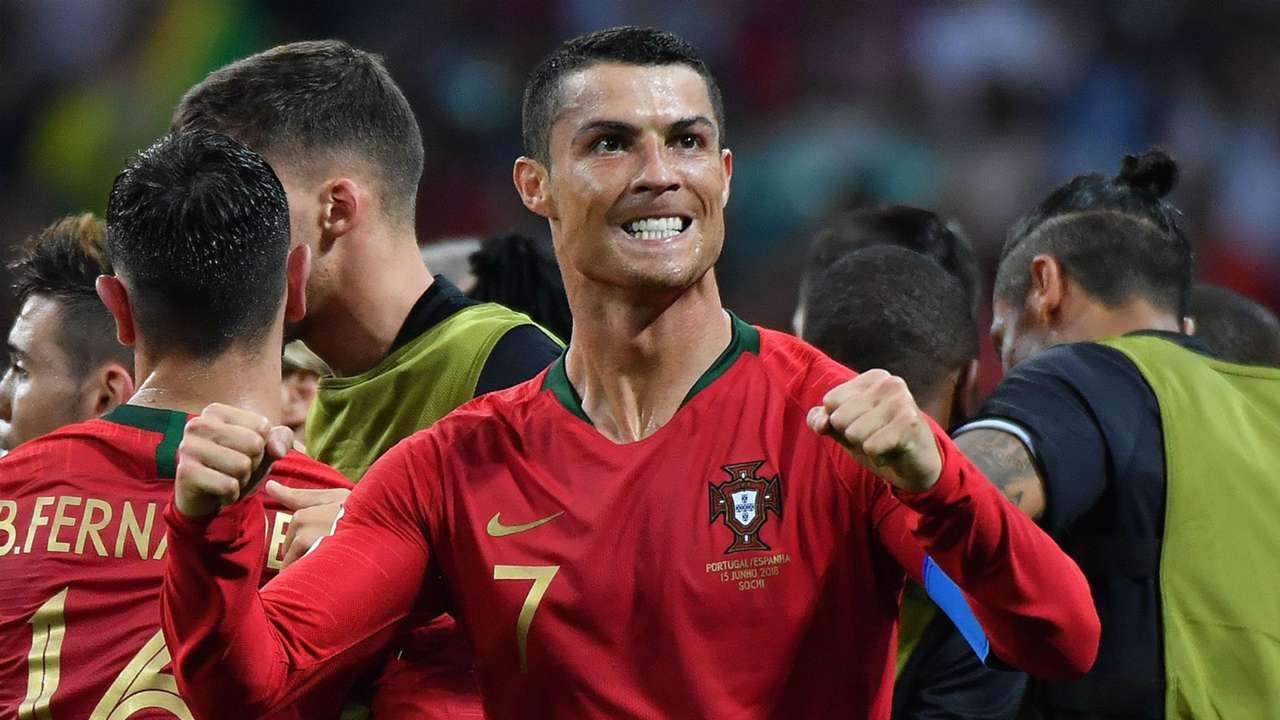Cristiano Ronaldo Portugal World Cup