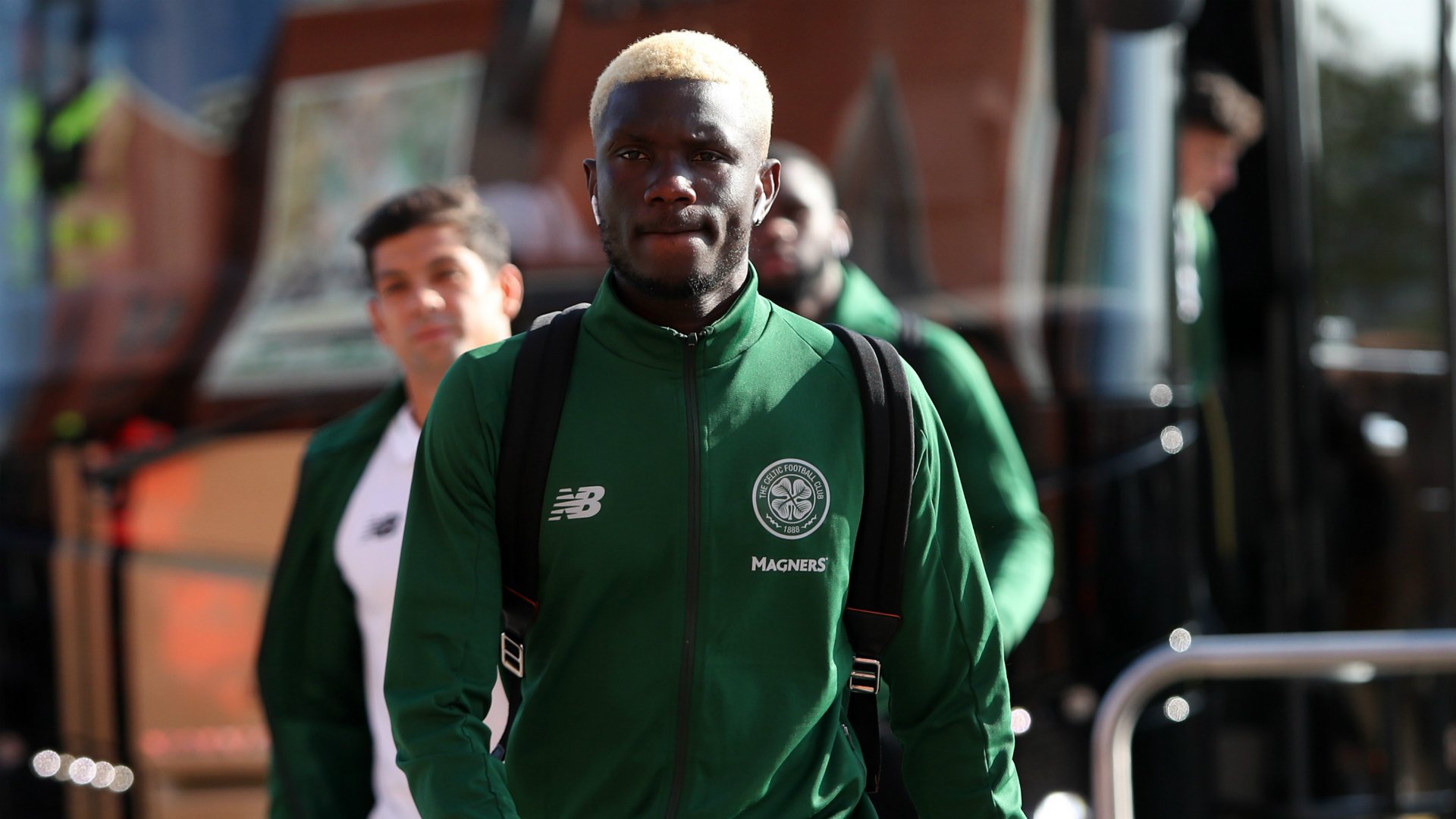 Kouassi makes move from Celtic to Genk permanent