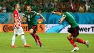 México - Brasil Mundial 2014