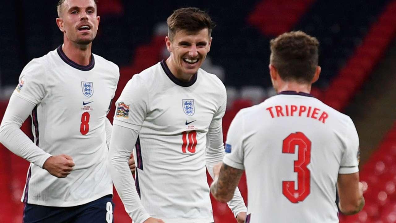 Euro 2020 Top 100 Mason Mount