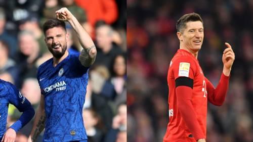 Chelsea vs Munchen