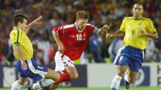 Denmark vs Brazil World Cup 1990