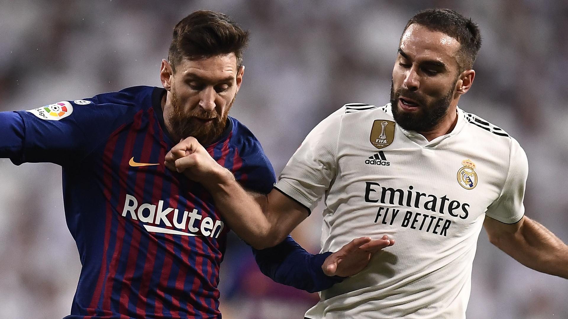 La Liga demande à jouer le prochain Clasico à Madrid