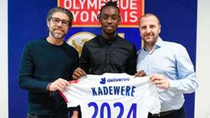 OFFICIEL - L'Olympique Lyonnais enrôle Tino Kadewere