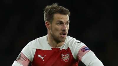 Aaron Ramsey Arsenal 2018-19