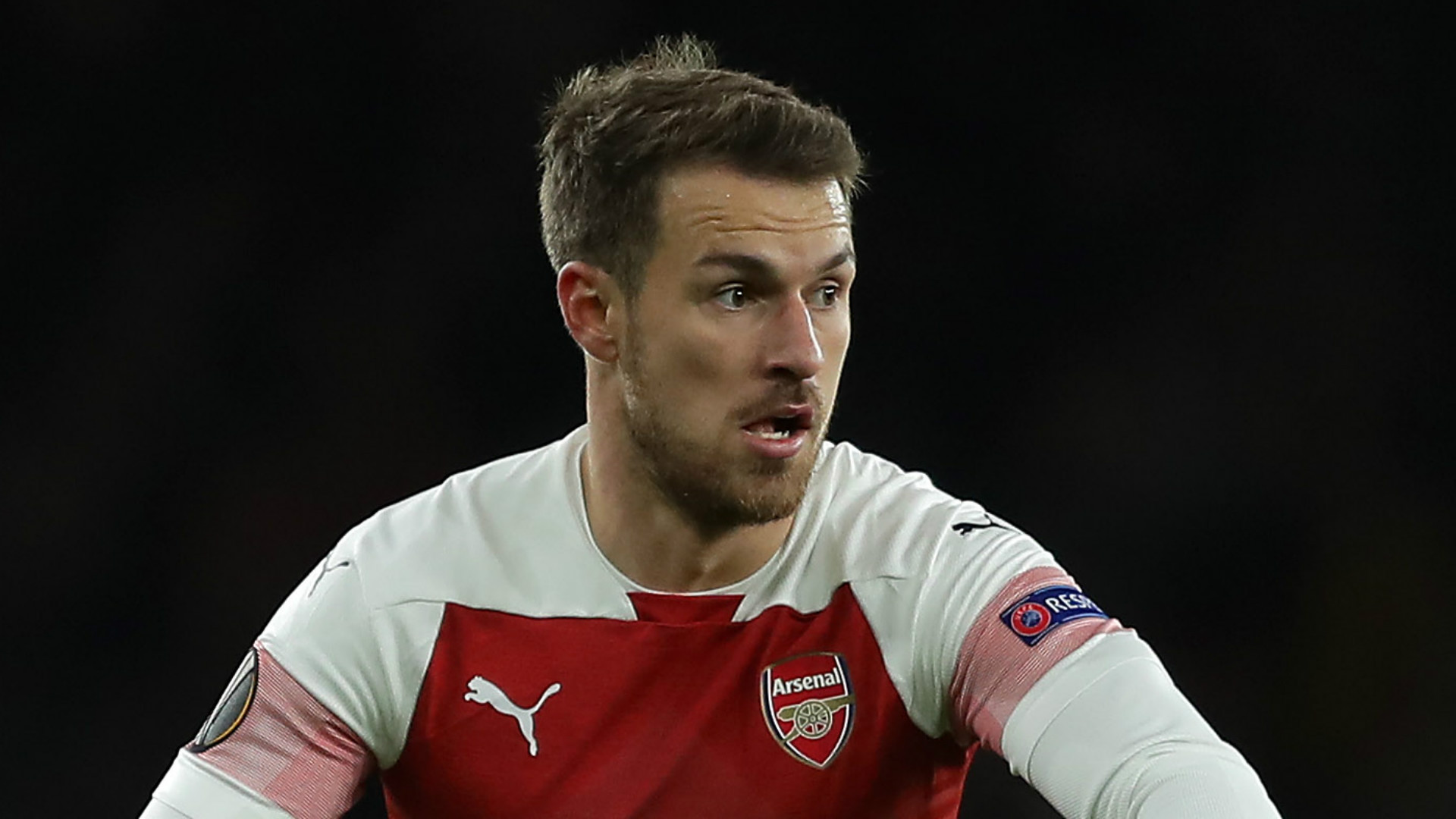 Aaron Ramsey Arsenal 2018-19