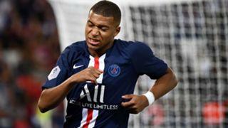 Kylian Mbappe PSG Nimes Ligue 1 11082019