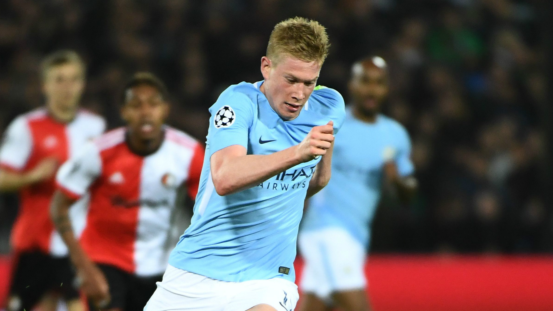 Manchester City opinion: Kevin De Bruyne on road to ...