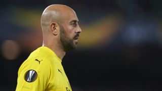 Pepe Reina Betis Milan Europa League