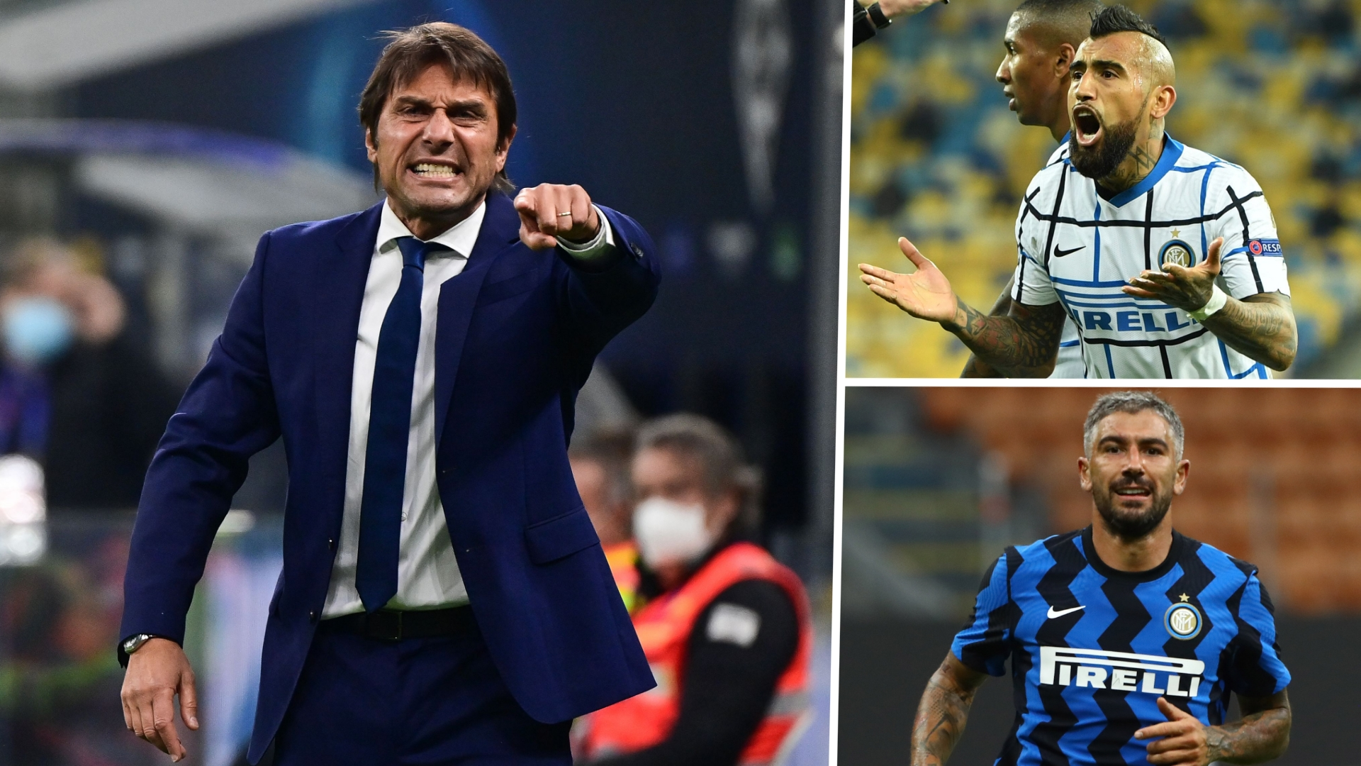 Stop complaining, Conte: Inter coach out of excuses ahead of Madrid  showdown | Goal.com