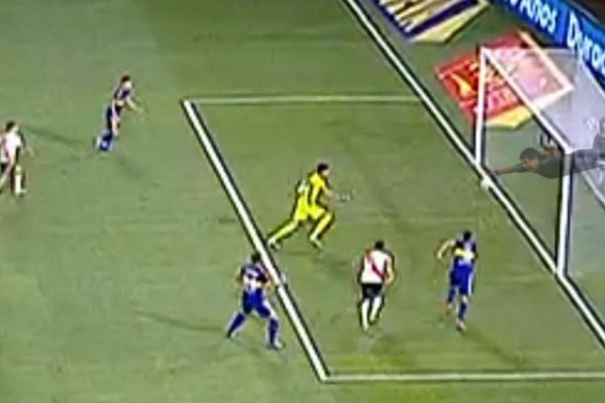 Fua, el Diego! Los mejores memes del empate entre Boca y River en el  Superclásico | Goal.com