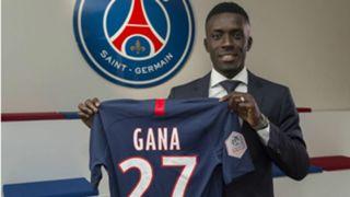 PSG new signing Idrissa Gueye