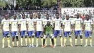 Western Stima squad v Gor Mahia