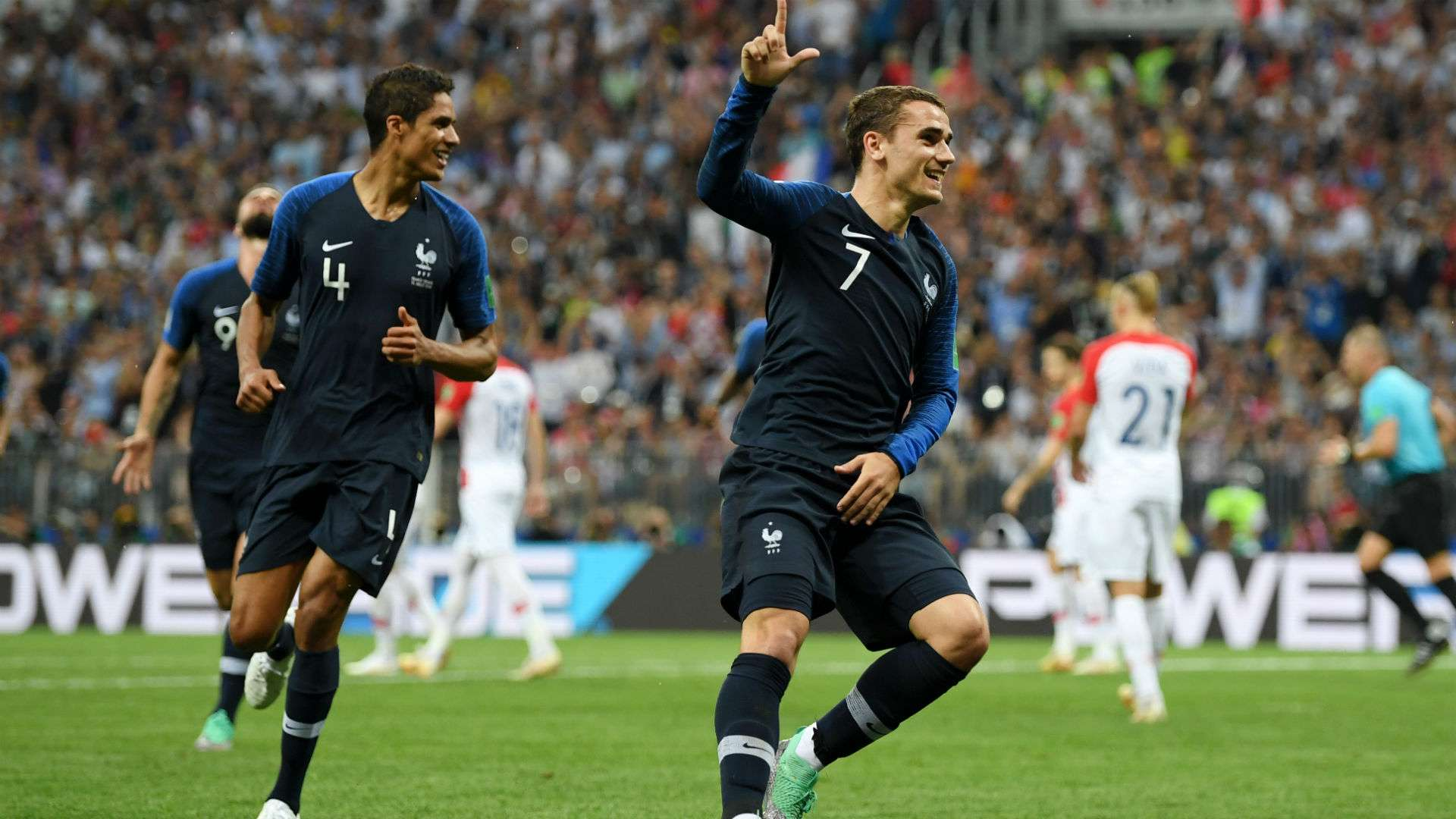 ترتيب هدافي كأس العالم 2018 كين يحسم الصدارة وجريزمان الوصيف Goal Com