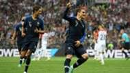Antoine Griezmann France Croatia World Cup Final 15072018