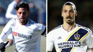 Let the fun continue! Zlatan's Galaxy set up must-see clash with Vela's LAFC as MLS playoffs continue to deliver
