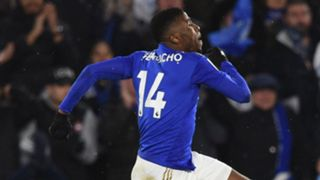 Kelechi Iheanacho, Leicester City vs Aston Villa