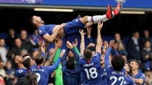 Gary Cahill Chelsea vs Watford Premier League 2018-19