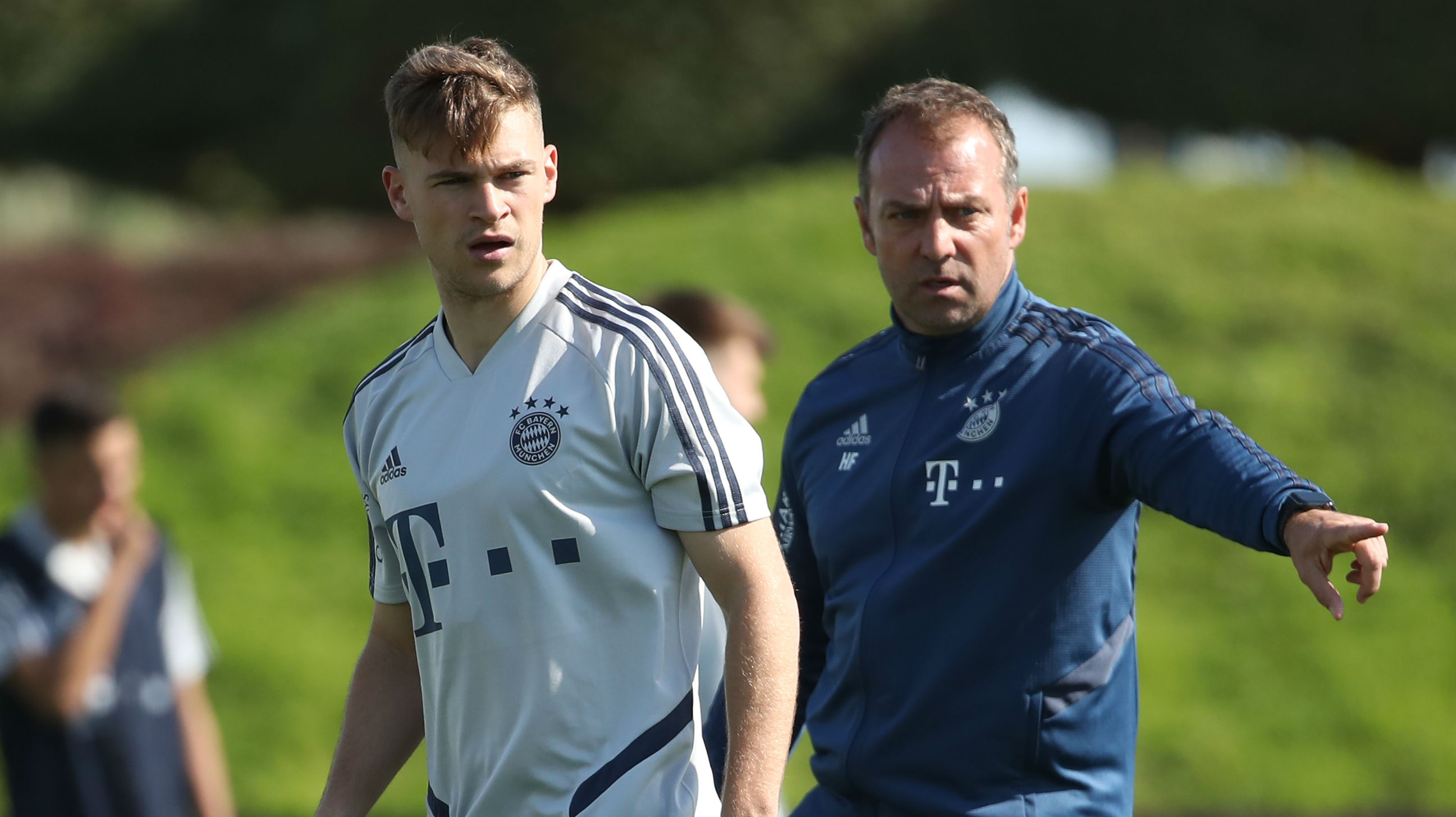 Bayern Munich : Son positionnement, Flick... Kimmich se confie