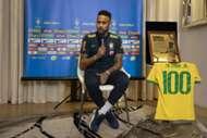Neymar 100 jogos