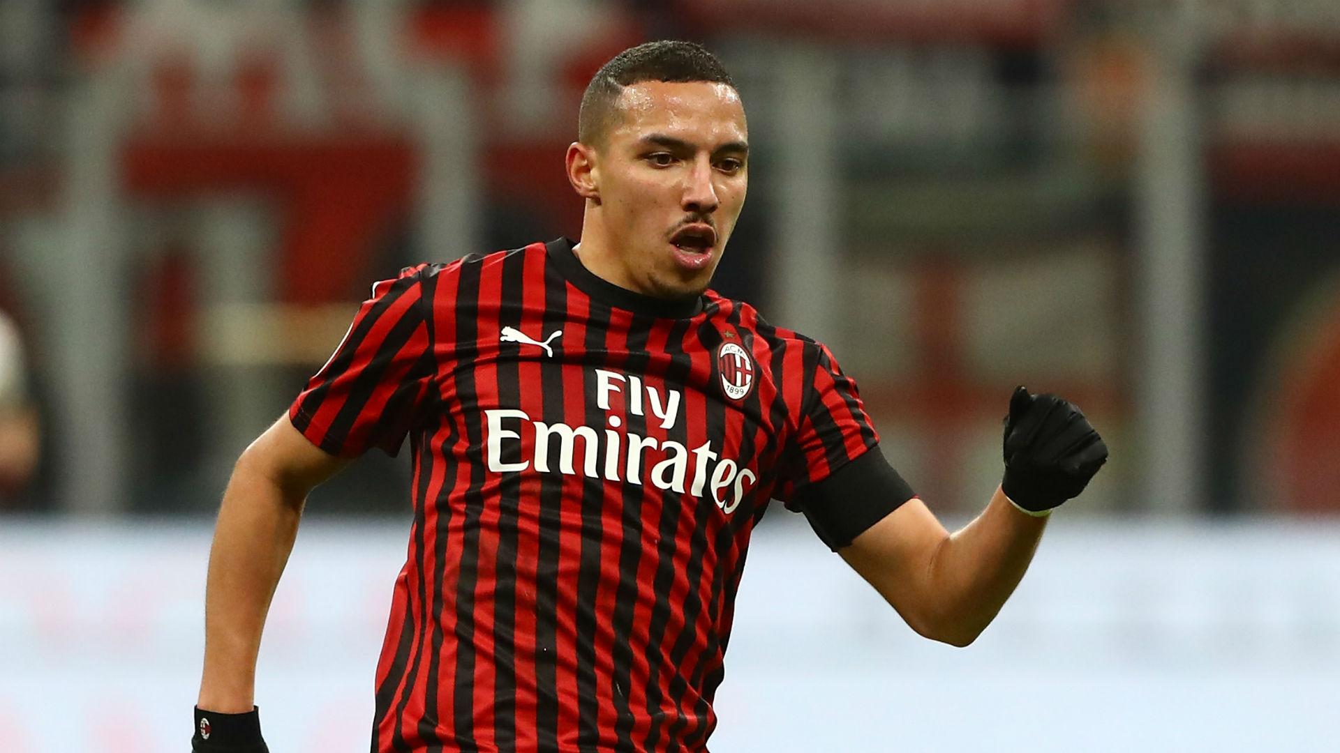 Coronavirus: AC Milan's Bennacer misses football but calls for unity