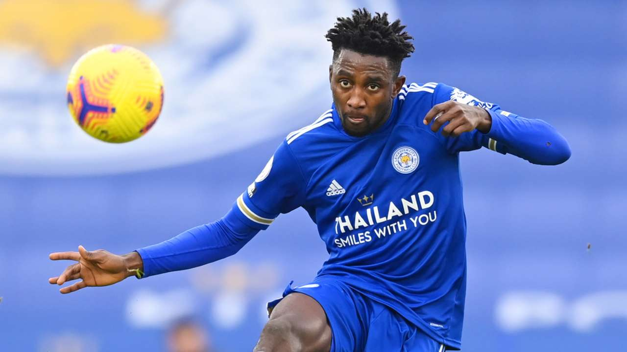 Wilfred Ndidi of Leicester City