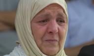 والدة حسن أخميس - لاعب نهضة البركان المغربي الراحل