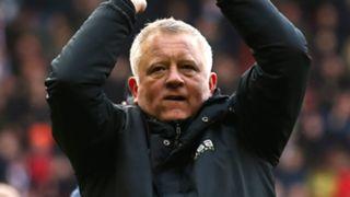 Chris Wilder Sheffield United 2018-19