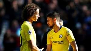 David Luiz Jorginho Chelsea